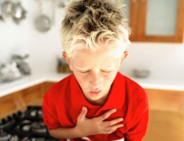 chestpain children